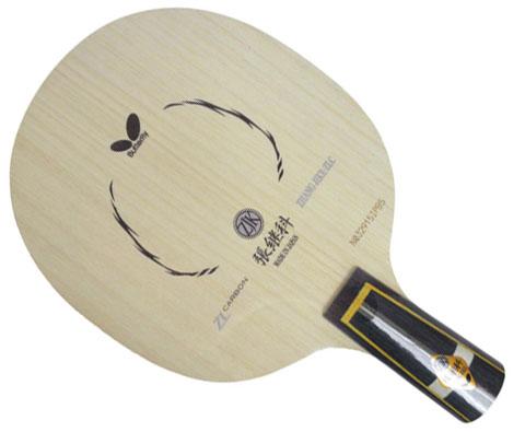 蝴蝶Butterfly 张继科ZLC直拍CS底板 23590-ZHANGJIKE ZLC乒乓球底板