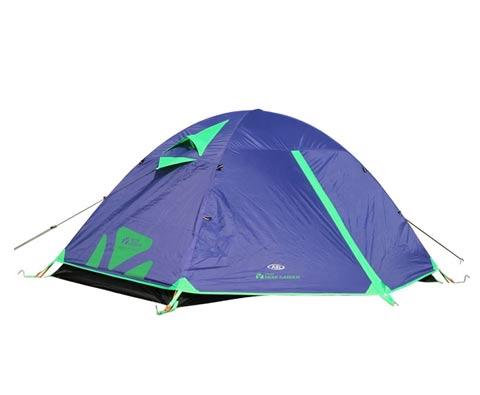 牧高笛冷山2AIR升级版双人双层铝杆帐篷 MZ092004-A 青莲紫(防风防雨)