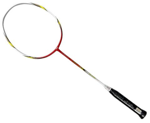 李宁HC1600羽毛球拍(红色衡系列,全面均衡,入门之选)