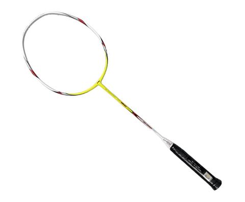 李宁HC1600羽毛球拍(黄色锐系列,快速进攻,锐利杀敌)