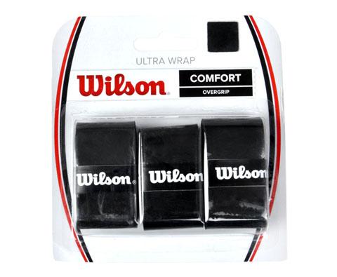 wilson维尔胜 14新款超舒适手胶 黑色