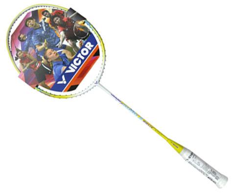 VICTOR胜利JS-001JR急速系列儿童拍儿童羽毛球拍儿童羽拍(加强锻炼陪伴游戏给孩子一个美好的童年)