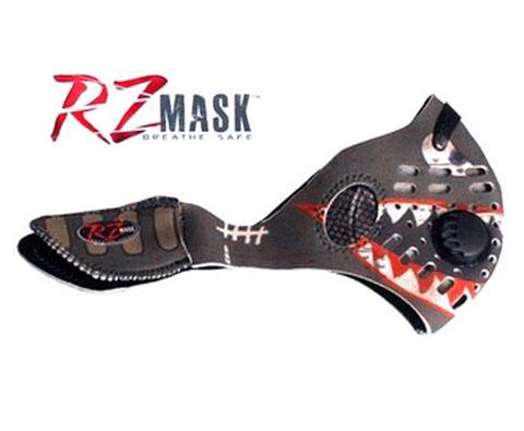 美国RZ mask骑行口罩鲨鱼嘴
