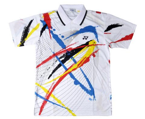 YONEX尤尼克斯12035-011羽毛球服(经典重现,特价疯抢!)