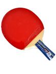 红双喜二星级乒乓球拍2006 双面反胶直拍