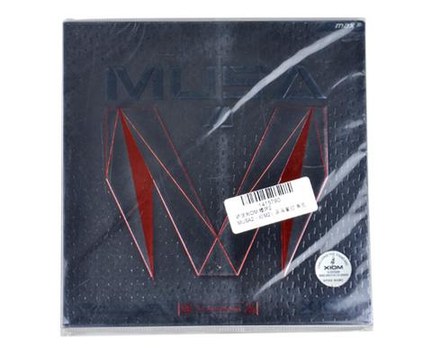 骄猛XIOM 穆萨2 MUSA2(红M2)乒乓套胶