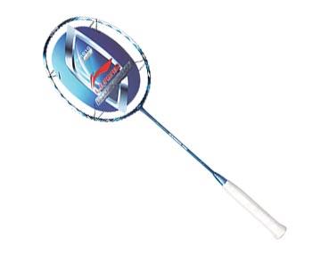 李宁TP101C羽毛球拍,钛科技灵活进攻型,畅销款!