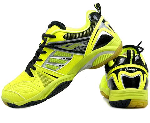 波力Bonny无限127羽毛球鞋(扎实做工,稳定结构,无限舒适,超值之选)