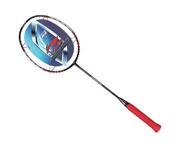 李宁TP101B羽毛球拍,攻守兼备的钛科技羽拍-低调的华丽
