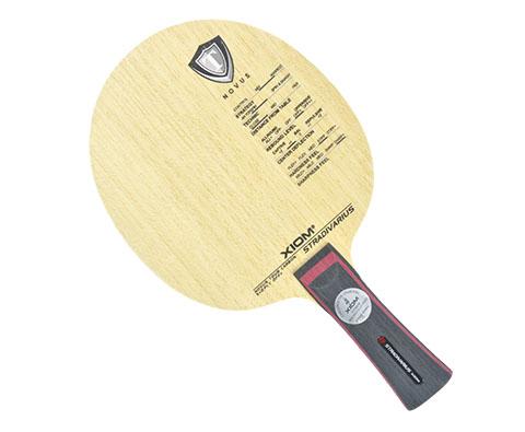 骄猛XIOM时代帝王STRADIVARIUS乒乓球底板(适用于攻击型运动员)