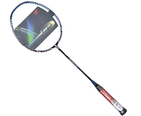 SOTX索牌NR6000B羽毛球拍(4支装,超细拍框带来超快体验)