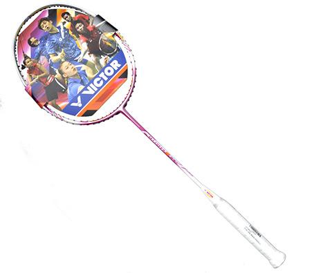 胜利VICTOR JS09L(极速09L)羽毛球拍(为速度而生,用急速掌控比赛!)