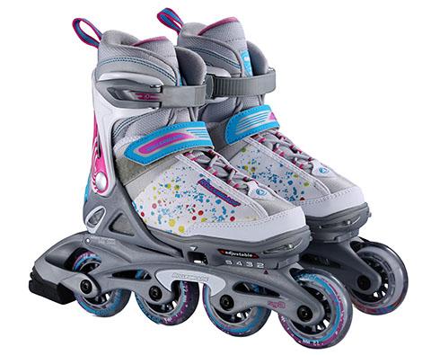 RB罗勒布雷德07205C00 SPITFIRE FLASH 女款儿童轮滑鞋