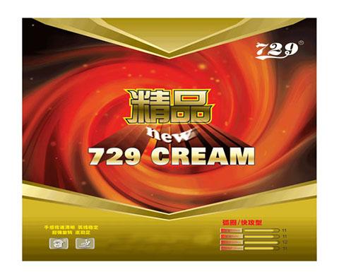 友谊 新729精品反胶套胶(弧快攻击型套胶,不挑底板)