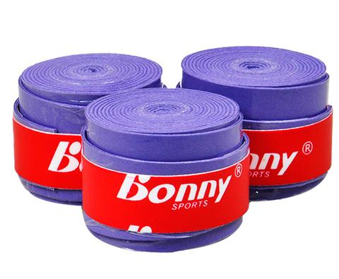 BONNY波力GX-16网羽专业吸汗带(5个装,PU表面止滑,手感佳且耐用!)