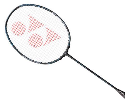 YONEX尤尼克斯VT-ZF2羽毛球拍 YY二姐夫 黑色款VTZF2代 连钉设计,拿督李宗伟2014全英赛冠军战拍