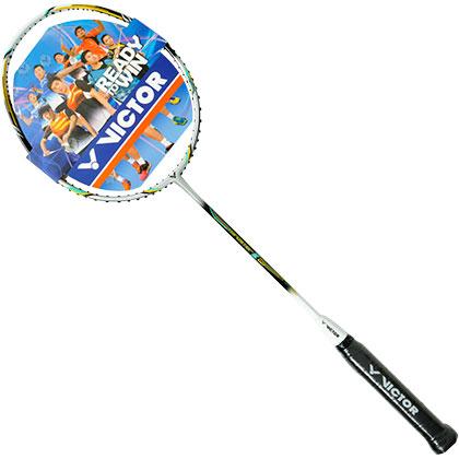 VICTOR胜利TK-110(TK110)羽毛球拍(新一代入门级神器)