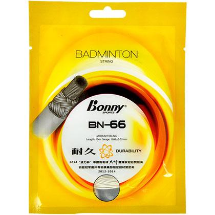 BONNY波力BN-66羽毛球线(高性价比耐用羽线!)