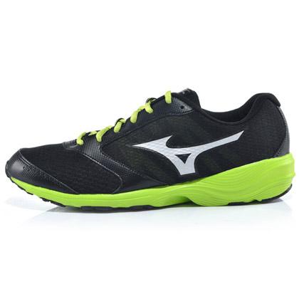 美津浓PrimaVivo2男款跑步鞋(J1GG152703,轻量慢跑,透气舒适)