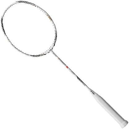 YONEX尤尼克斯VT-ZF2LD/VTZF2LD二代羽毛球拍(林丹新拍,白色款!)