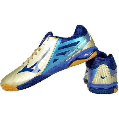 美津浓乒乓球鞋专业款 WAVE DRIVE A3乒乓球鞋 81GA150099