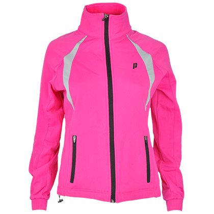 PRINCE王子WP-APW041-027女款运动上衣 紫红色