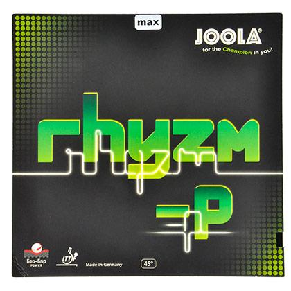 优拉JOOLA 雷神-P(雷神45度) RHYZM-P 乒乓套胶(应对塑料球神器)