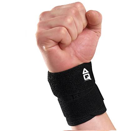 AQ护具5090手腕弹性绷带(国家羽毛球队唯一指定护具品牌)