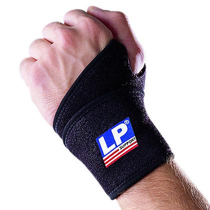 LP欧比单片式腕关节缠绕护套LP739