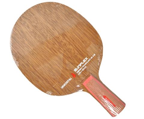 德国阳光SUNFLEX 轻量炭烧 乒乓球底板(轻量炭烧,秀灵百链锁)