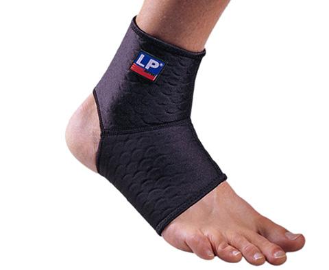 LP欧比 高透气型踝部护套(透气护踝)LP704CA 适合在各种运动