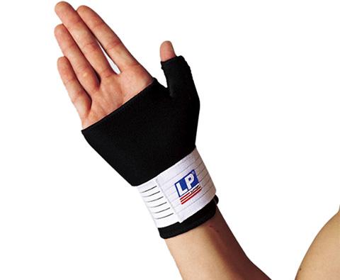 LP欧比全套包覆式腕部护套(包覆式护腕)LP752 手腕及手掌部位加强防护