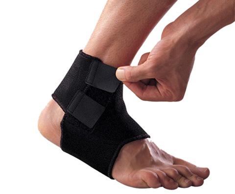 LP欧比 跟腱开放可调式护踝(可调护踝) LP768