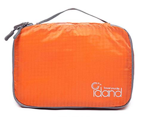 IDAND艾丹L号超轻双面整理袋 桔色