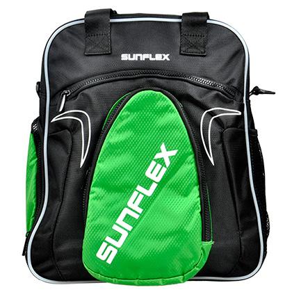 德国阳光SUNFLEX TH200方形乒乓球运动包 绿色款