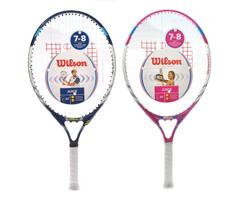 Wilson威尔胜 WRT2156/2903 Juice23 儿童网球拍(适合7-8岁儿童)