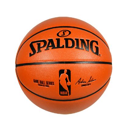 斯伯丁NBA比赛用球复刻版 Spalding篮球 (74-570Y )球迷专属复刻版