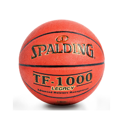 斯伯丁TF-1000传奇经典室内篮球 Spalding 74-716A 专为高水平室内比赛而生