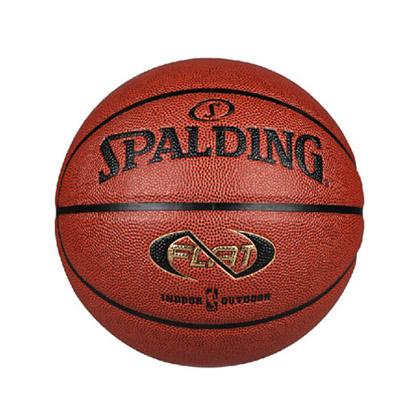 斯伯丁Neverflat永不漏气软PU篮球 Spalding篮球 74-096Y 不用打气的篮球