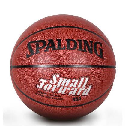 斯伯丁NBA位置系列PU篮球 Spalding篮球 小前锋 74-102(全面防守)
