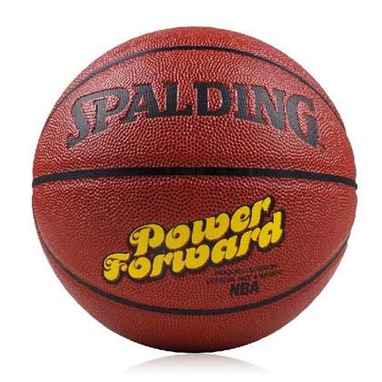 斯伯丁NBA位置系列PU篮球 Spalding篮球 大前锋74-103(超强能力者)