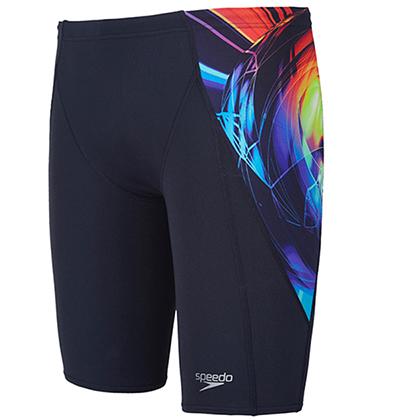 Speedo速比涛51212756男士及膝泳裤(专业必备款,国家游泳队专用品牌)