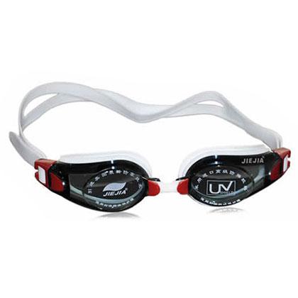 捷佳AH100平光泳镜(超强防雾,初级性价比之选!)