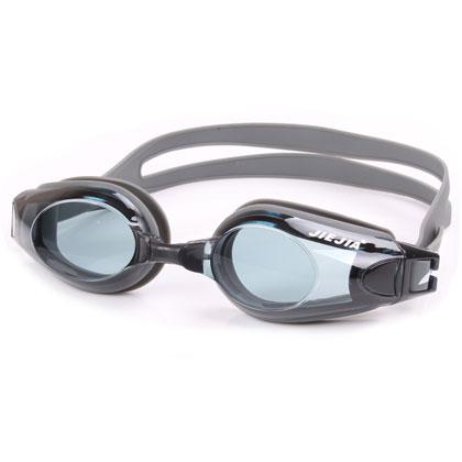 捷佳AH106灰色平光泳镜(超强防雾,初级性价比之选!)