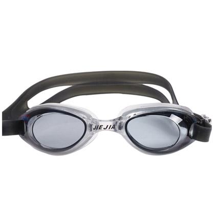 捷佳J2438多种配色平光泳镜(高清防雾,有效防渗,超高性价比)