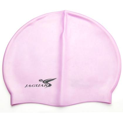 捷佳SC509粉色泳帽(SC系列泳帽,纯色经典,超低价格,游泳必备单品)