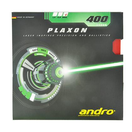 岸度andro 激光PLAXON400 乒乓反胶套胶