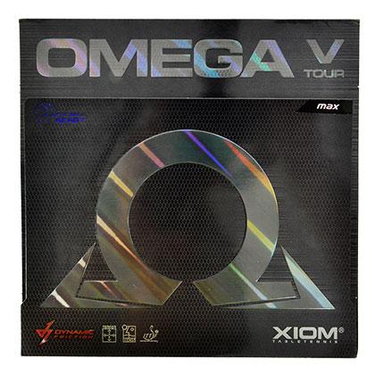 骄猛XIOM 欧米茄5 DF 顶级版(OMEGA V DF tour)涩性内能反胶套胶 79-035