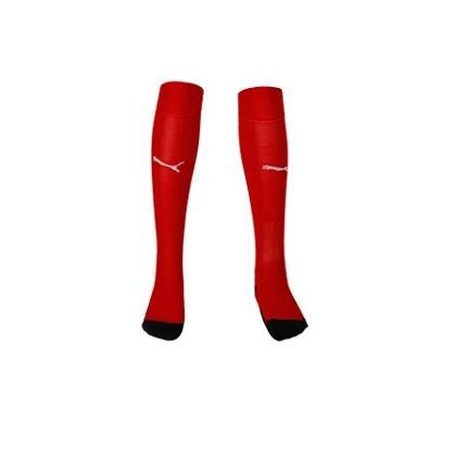 Puma彪马 70191601 成人长筒足球袜运动长袜 红色