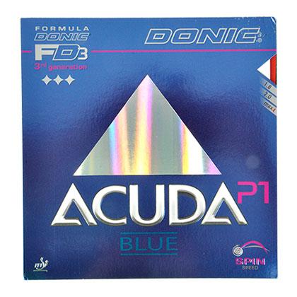 多尼克DONIC Acuda Blue P1 13021乒乓反胶套胶